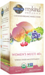 MyKind Organics Womens 40 Plus Multi