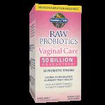 RAW Probiotics Vaginal Care