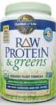 Raw Protein and Greens