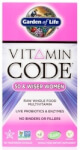 Vitamin Code Womens 50 and Wiser